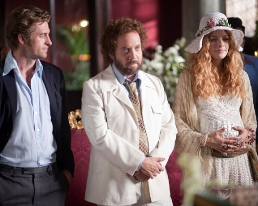 "Wedding #1 Barney and Rachelle ""well I thought it was yours"" Lefevre"