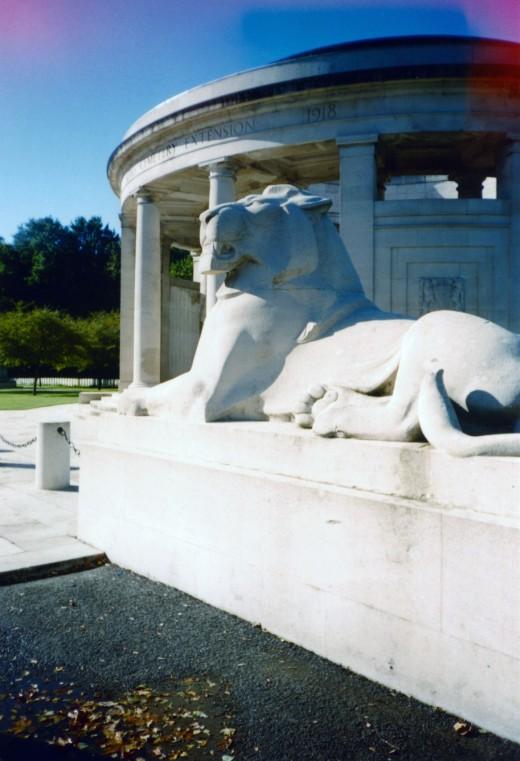Commonwealth Memorial, Ploegsteert