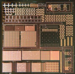 Combined Memory - Flash and DRAM on One Chip