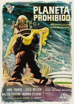 Forbidden Planet (1956) - Monsters from the Id