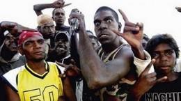 Somalian gang members in Minnesota.