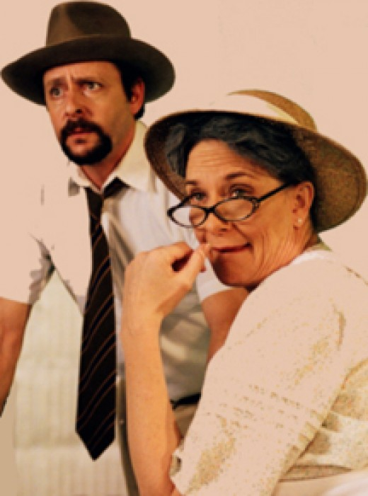 Judd Nelson with Jeanmarie Simpson