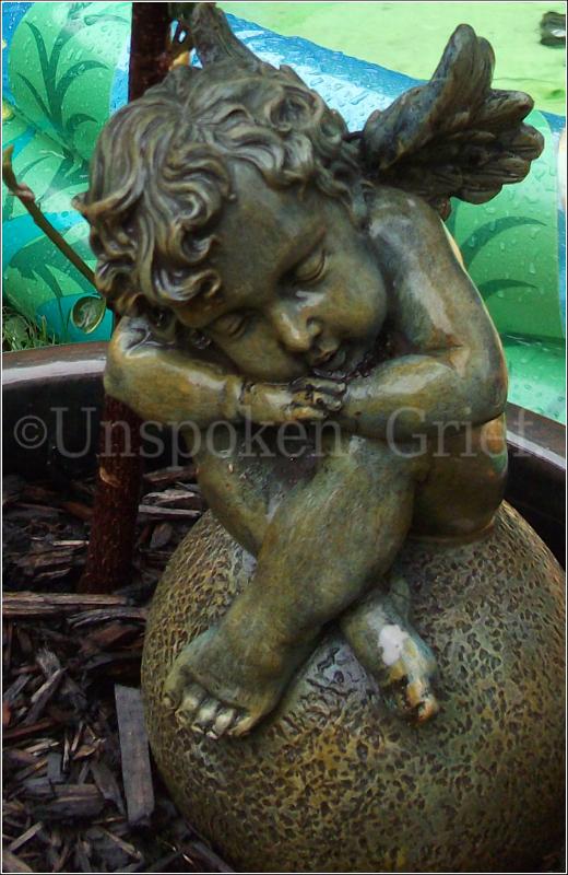 Triton's statue