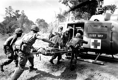 AMERICAN BOYS SUFFERED GREATLY FROM THE VIETNAM WAR