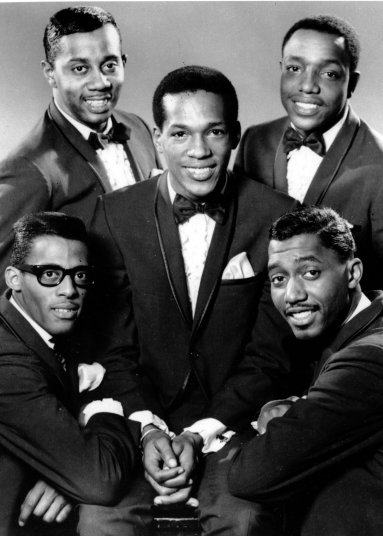 David Ruffin, Melvin Franklin, Paul Williams, Otis Williams, Eddid Kendricks