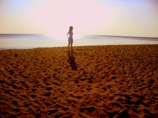 a photo I edited using Picasa