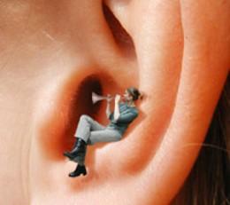 Ringing my ear