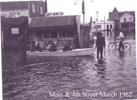 ASH WEDNESDAY FLOOD