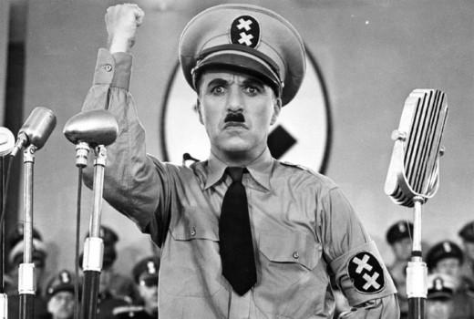 charlie chaplin hitler. Charlie Chaplin,