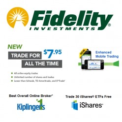 My Fidelity Brokerage Account Review