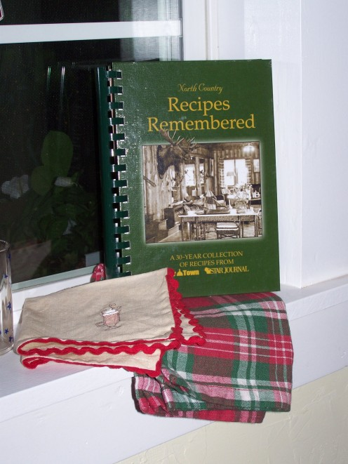 North Country Recipes Remembered