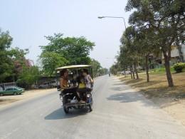 Sukhothai Tuk Tuk