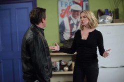 Meanwhile Ricky finds out what is going on and tells Janine she is not apart of their family anymore.