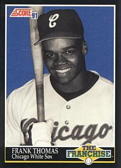 Frank Thomas or Sammy Sosa - Which Chicago Icon Was Better?
