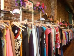 Recycle Clothing and Earn Money: Learn to Consignment Shop.