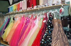 Prom dresses are often available at consignment shops too.