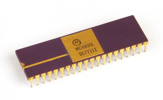 MC6800L (in a DIP)