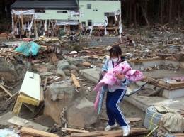Devastation in Japan