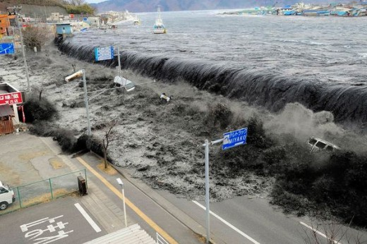 Tsunami- Wave of destruction