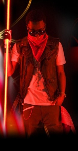 Grammy Award winning rapper, Lupe Fiasco