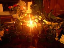 A Spring Altar