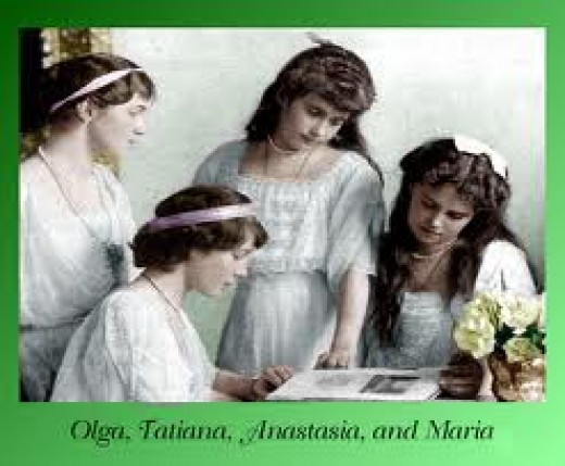 The sisters who adored him.
