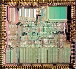 Intel 80386SL Core