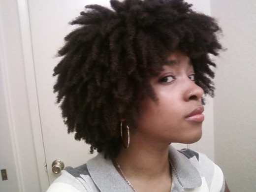 So you decided to ditch the relaxers in favor of a delightfully curly ...