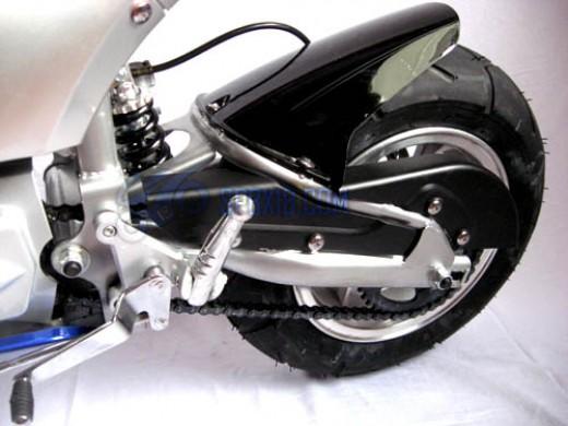 X18 Super Pocket Bike Rear Swing Arm