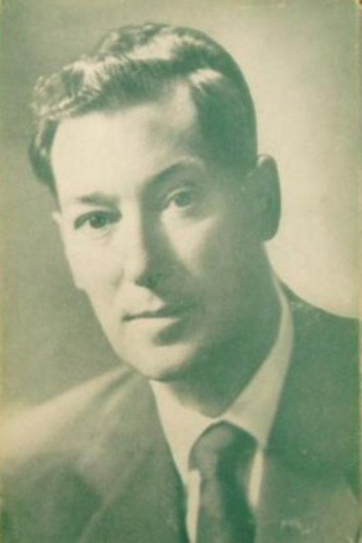 Neville Goddard. A Teacher of New Thought who challenged the belief that the bible was based upon historical fact, and taught that manifesting desires was possible through prayer.