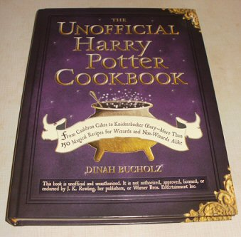 The Official Harry Potter Cookbook by Dinah Bucholz