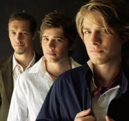 Taylor, Zac and Isaac Hanson