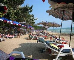 Jomtien in Chonburi Province Thailand--Travel Thailand Series