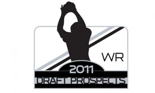 Best Wide Receiver Prospects 2011in the NFL