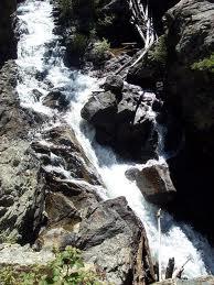 Angel Falls, Wyoming