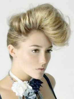 Quiff Hairstyles for Men and Women by Pretty Jane