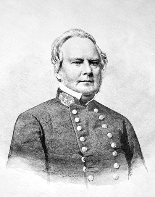 Portrait of Major General Sterling Price, C.S.A.