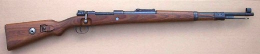 Standard German Infantry RIfle Circa WWII