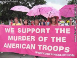 This group advocates the murder of our soldiers.