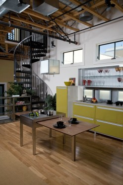 Kitchen Planning: Choosing Upper Cabinet Height
