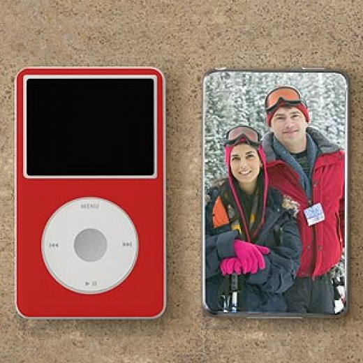"iPod Photo Skin - ""Both Side Shown"""