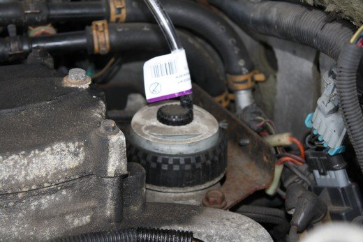 can u0026 39 t find my fuel filter on 98 6 5 sierra chevy and gmc