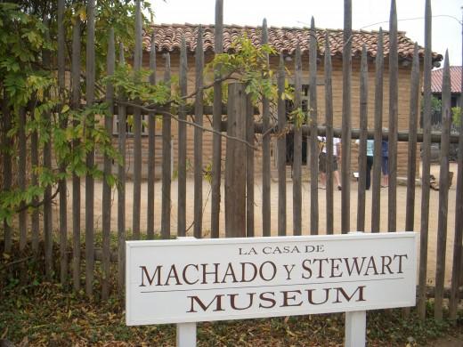 Casa Machado Y Stewart