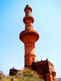 Chand Minar- the second highest tower in India