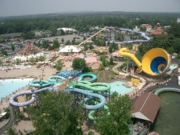 Hurricane Harbor @ Six Flags New England, Springfield, MA