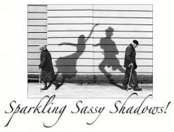 Sparkling Sassy Shadows