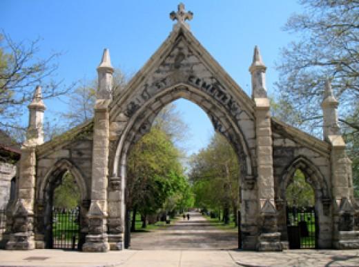 Erie Street Cemetery, Cleveland, Ohio