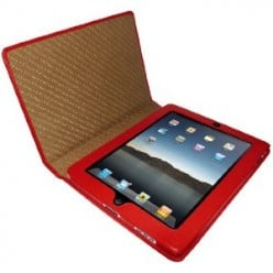 Piel Frama Apple iPad Cases Quality Leather, Earth Friendly Construction, iPad Stand, Multiple Colors