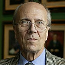 Norman Tebbit, who my mum does not look like at all!