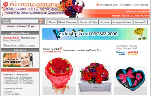 Blooming.com.my